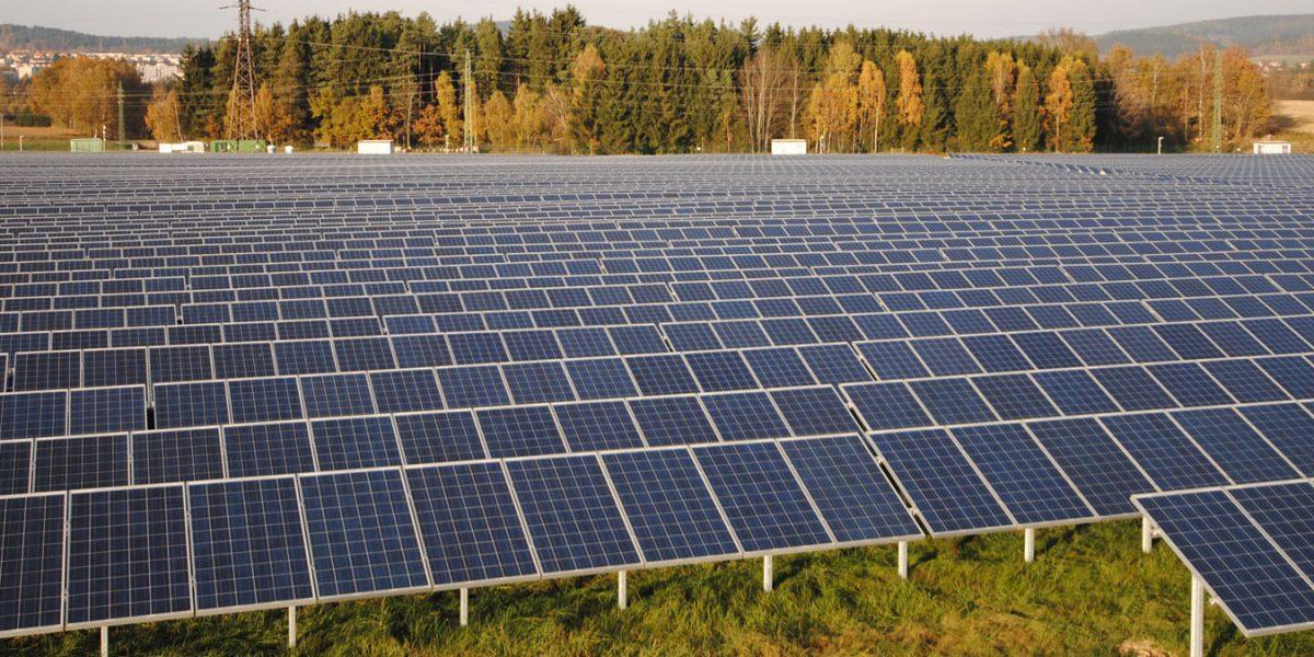 Photovoltaikanlage Svetla, Tschechien