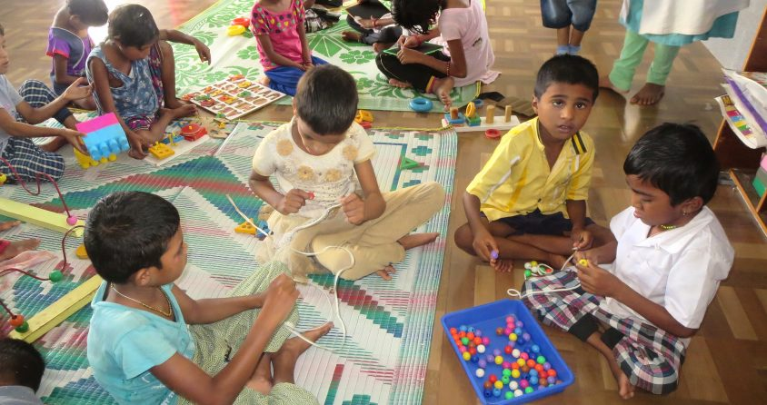Laying the foundation for a brighter future for India's disabled children