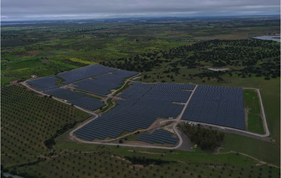 MILESTONE – ONE OF THE LARGEST SOLAR PROJECTS IN PORTUGAL.