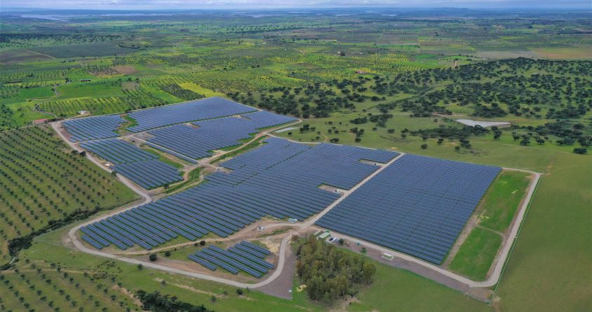 AMARELEJA SOLAR PARK – FIRST TO BE SUCCESSFULLY BROUGHT ONLINE IN PORTUAL.