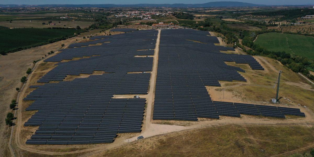 Photovoltaic plant Santarém, Portugal
