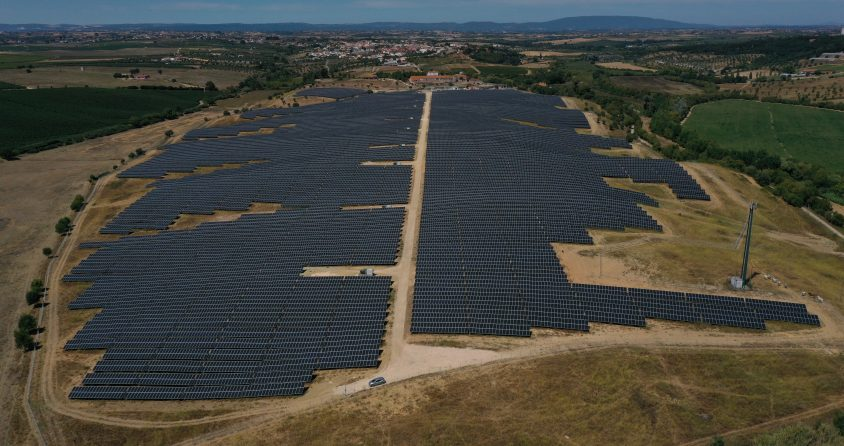SANTARÉM– FOURTH PHOTOVOLTAIC PLANT SUCCESSFULLY BROUGHT ONLINE IN PORTUGAL BY WIRTGEN INVEST