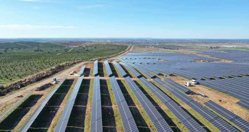 FERREIRA DO ALENTEJO – THIRD AND SO FAR LARGEST SOLAR PARK SUCCESSFULLY BROUGHT ONLINE IN PORTUAL.
