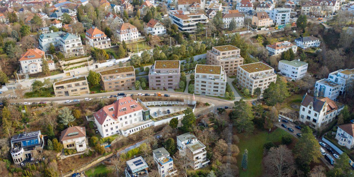 Stafflenbergstraße, Stuttgart