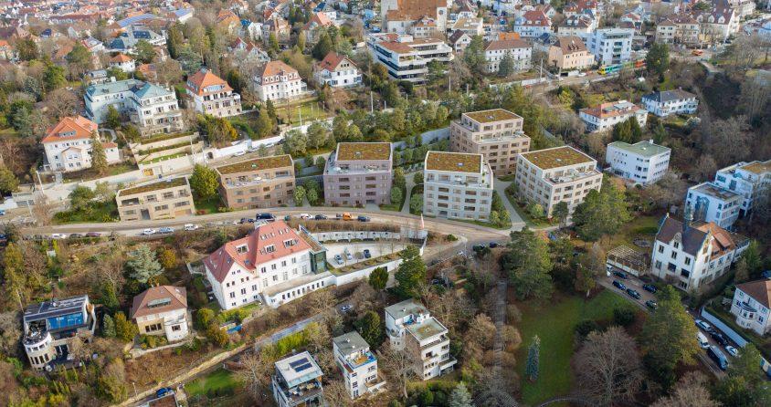Premium Wohnquartier im Herzen von Stuttgart