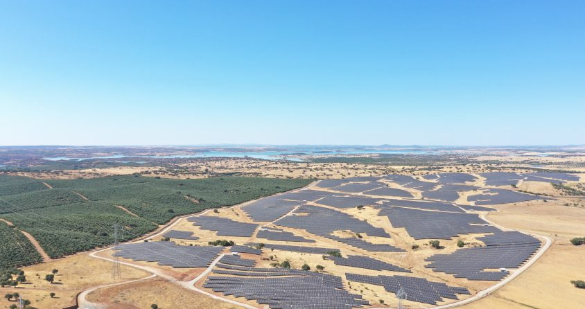 MOURA – A FURTHER LARGE PHOTOVOLTAIC PLANT SUCCESSFULLY BROUGHT ONLINE IN PORTUAL BY WIRTGEN INVEST