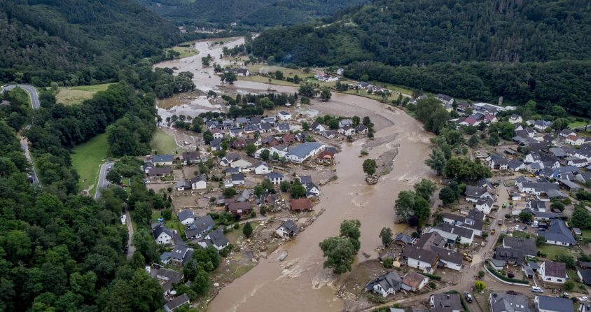 Wirtgen Foundations donate EUR 100,000 to aid flood victims